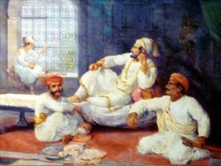 Image result for sivaji's petition to Aurangazeb